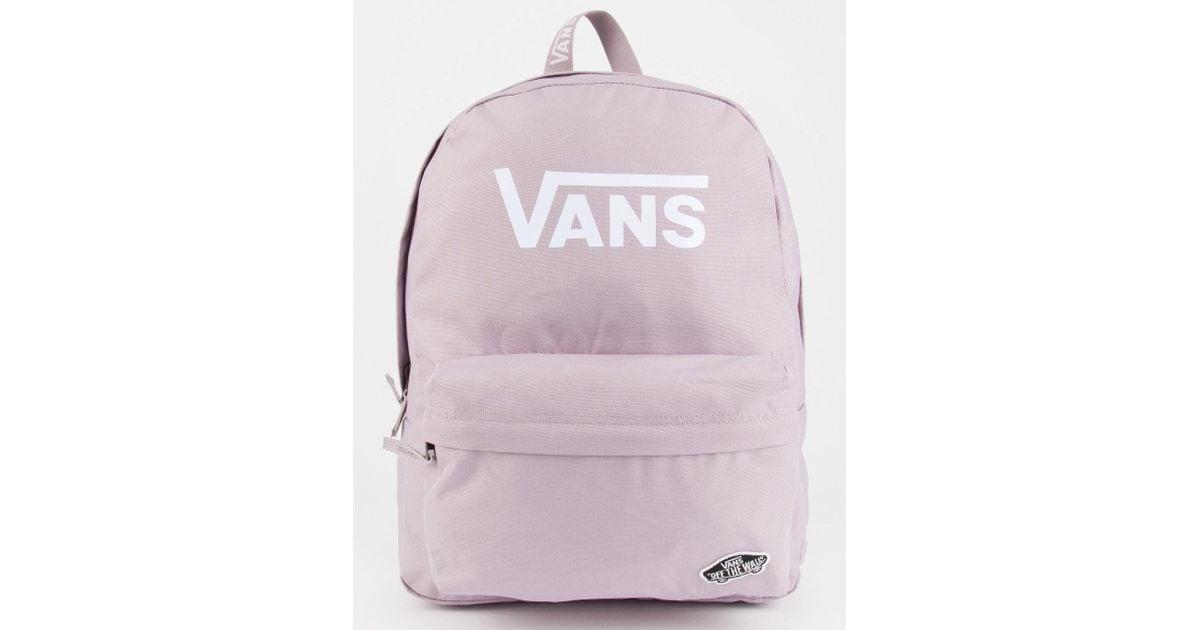 Vans Purple Sporty Realm Backpack