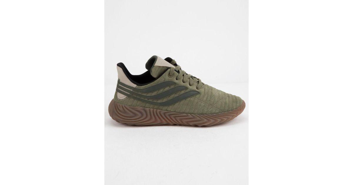 Adidas Sobakov Sesame & Light Brown Shoes for men
