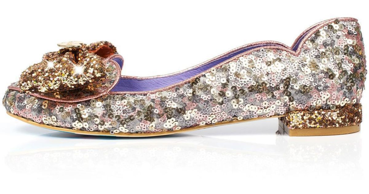 Fits Cinderella Flats Irregular CollectionIt Metallic Choice wkZiuOXlTP