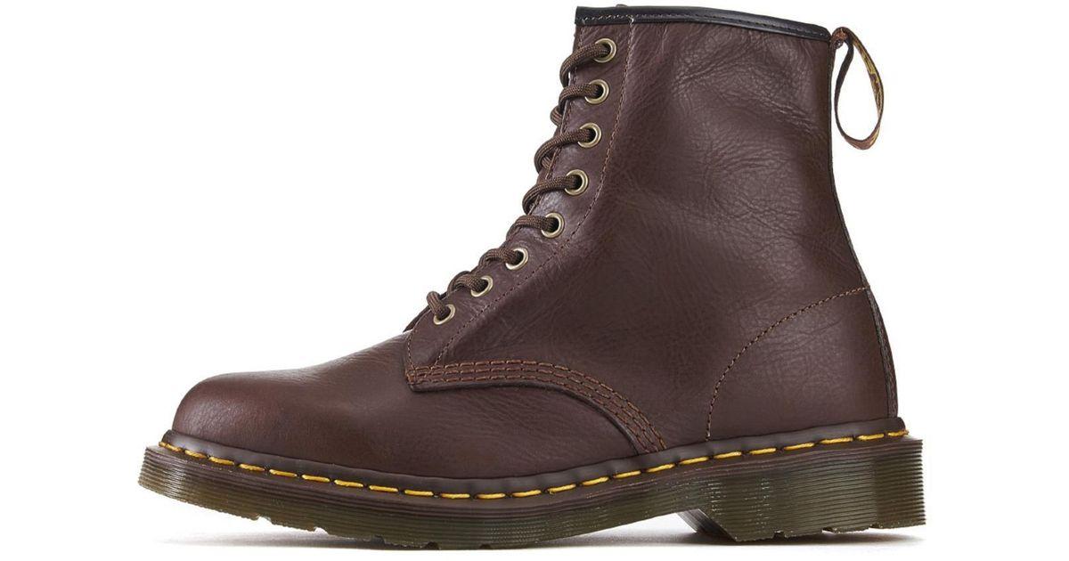 685ff6caa9c Dr. Martens Brown 1460 Carpathian Tan Boots for men