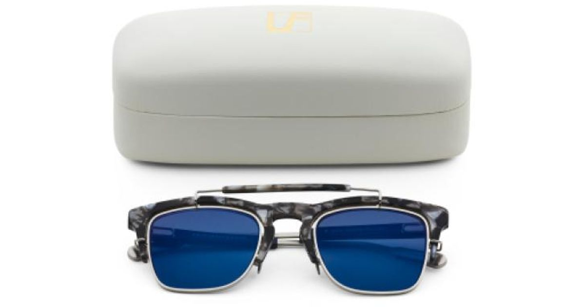 7f3513164fa0f Lyst - Tj Maxx Made In Japan Designer Sunglasses in Blue
