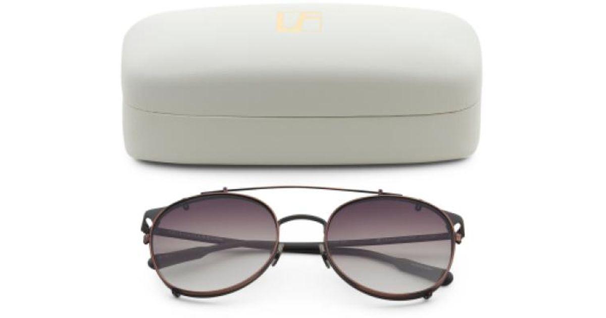 a99992735147e Lyst - Tj Maxx Made In Japan Designer Sunglasses in Gray