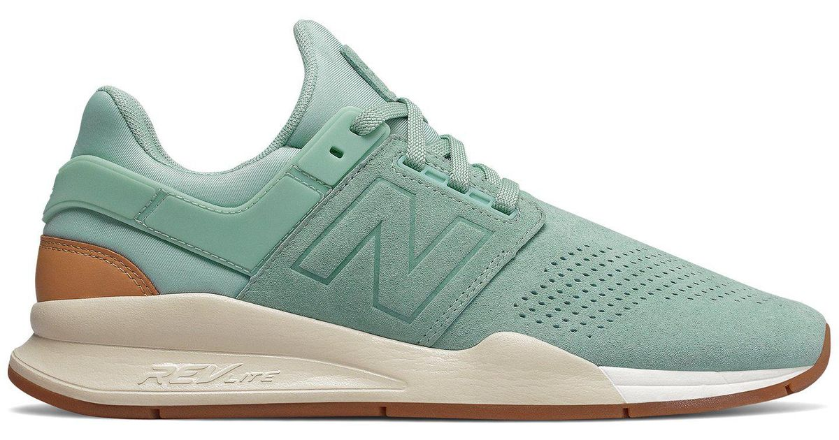 New Balance 247 Flavors Pack In Aqua in