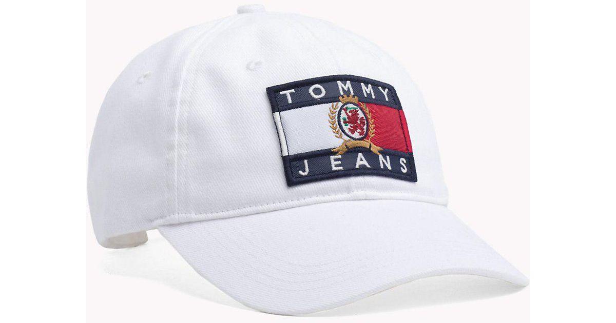 26b9228fa Tommy Hilfiger Multicolor 6.0 Crest Flag Baseball Cap for men