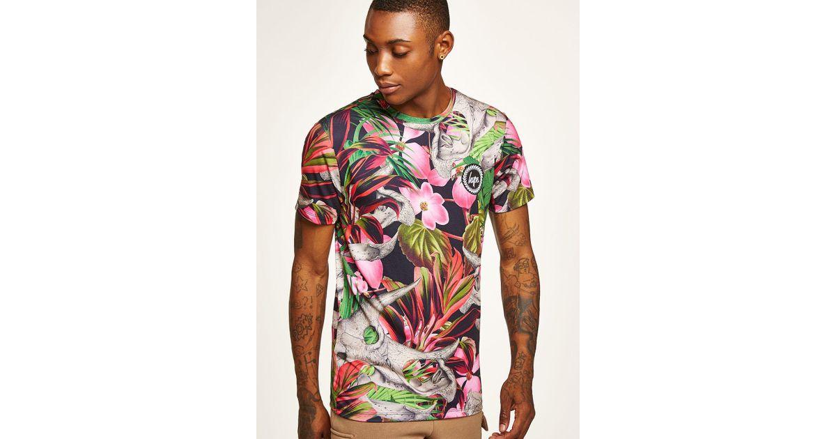 6d491f13 Hype X Jurassic Park Hawaiian T-shirt for Men - Lyst