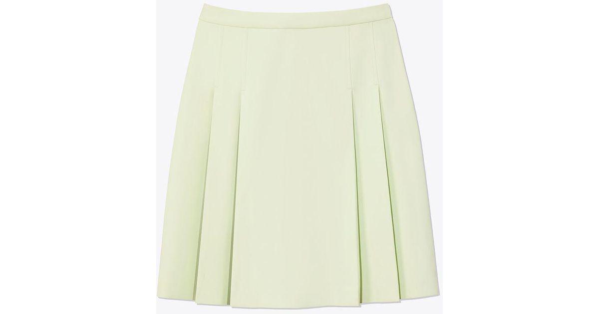 4c6d1dbc3d Tory Sport Tech Twill Golf Skirt | 328 | Skirts - Lyst