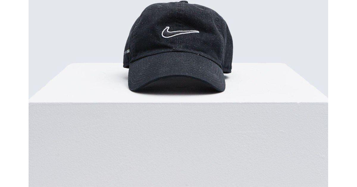 82b378652 1017 ALYX 9SM Black Nike Essential Golf Cap