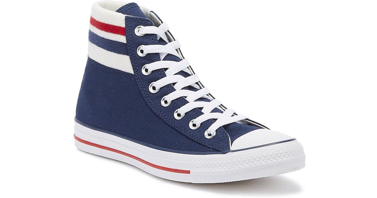 80s Trainers Meet Navy Blue 70s Hi Converse All Womens Chuck Taylor Star TPZuOkXi
