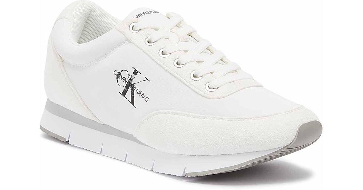 Calvin Klein Denim Tabata Womens White