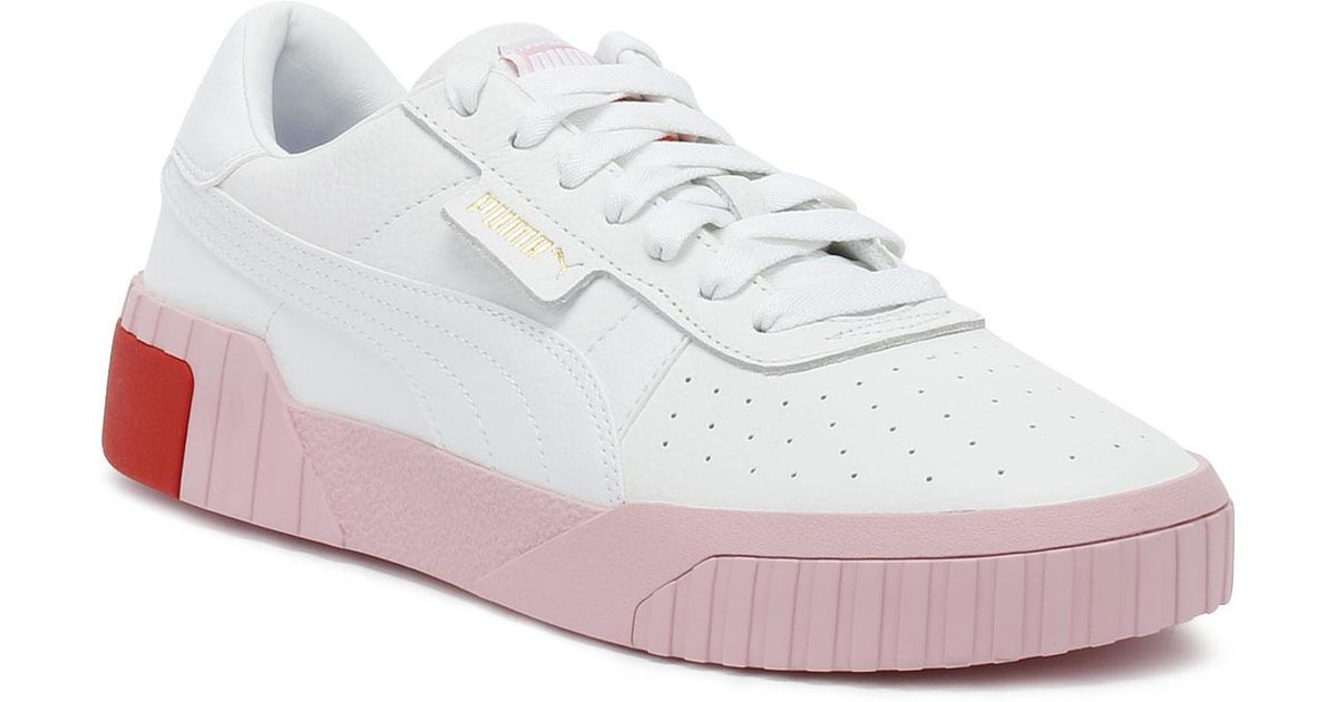 puma cali rose pale