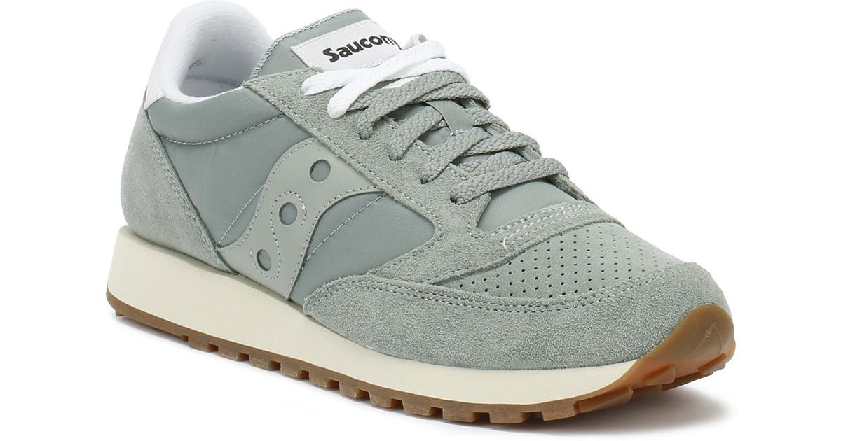 Saucony Synthetic Womens Slate Blue