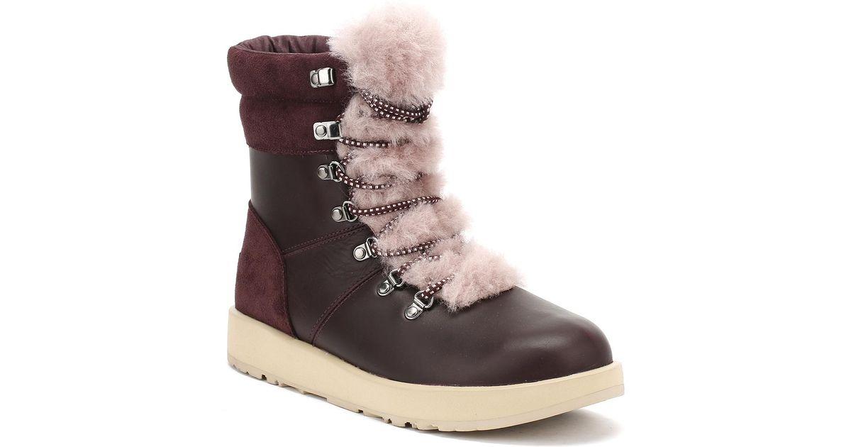 c05fb9cf6ad Ugg Multicolor Ugg Womens Port Black Viki Waterproof Boots