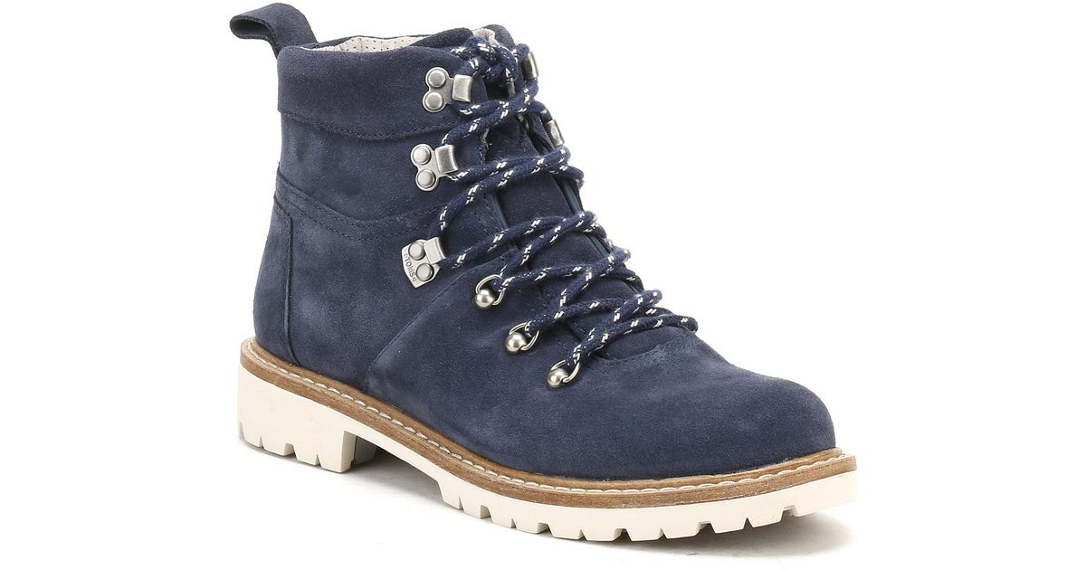 1570d916a9d TOMS Summit Women's Mid Boots In Blue
