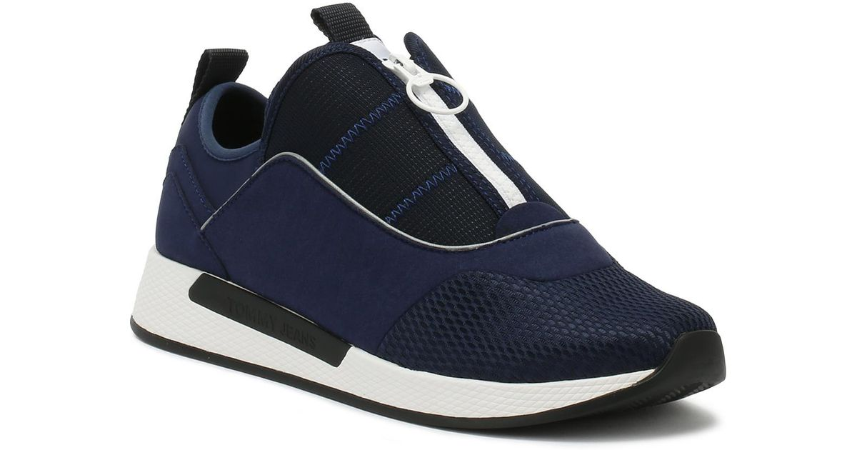 Tommy Hilfiger Synthetic Mens Ink Blue