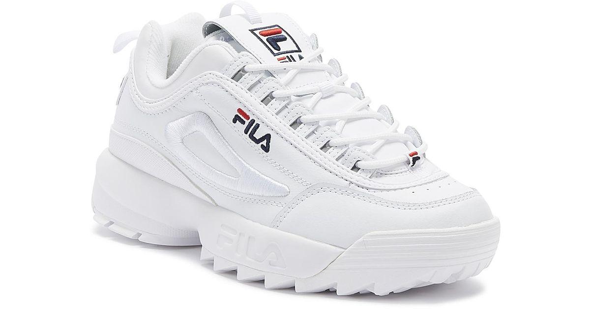 fila trainers jd womens