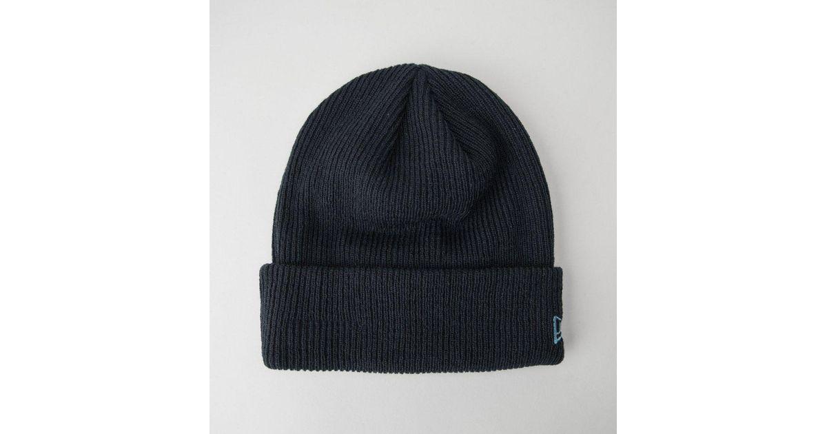 59337d9b8b0a8 Ktz New Era Flag Pop Cuff New Era Beanie Hats in Blue for Men - Lyst