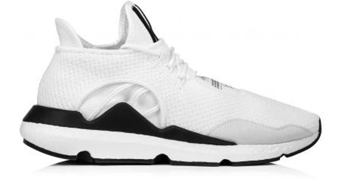 Y-3 Y3   Adidas in White for Men - Save 70% - Lyst beb91f20be7e