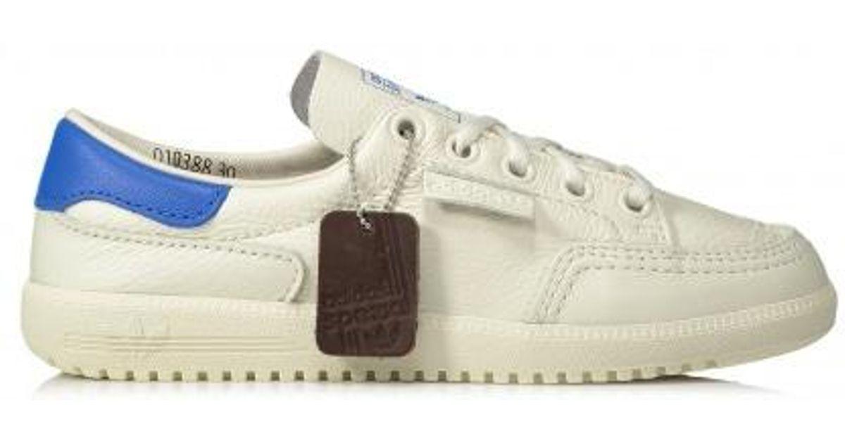 e0058fca628 Adidas Originals Garwen Spzl in White for Men - Lyst