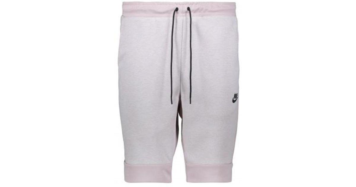 Nike Tech Fleece Shorts For Men Lyst