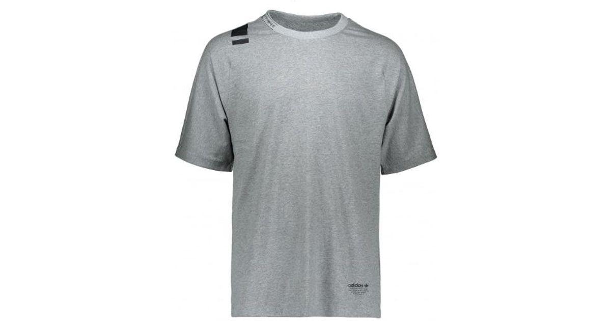 6994ee28 adidas Originals Nmd T in Gray for Men - Lyst