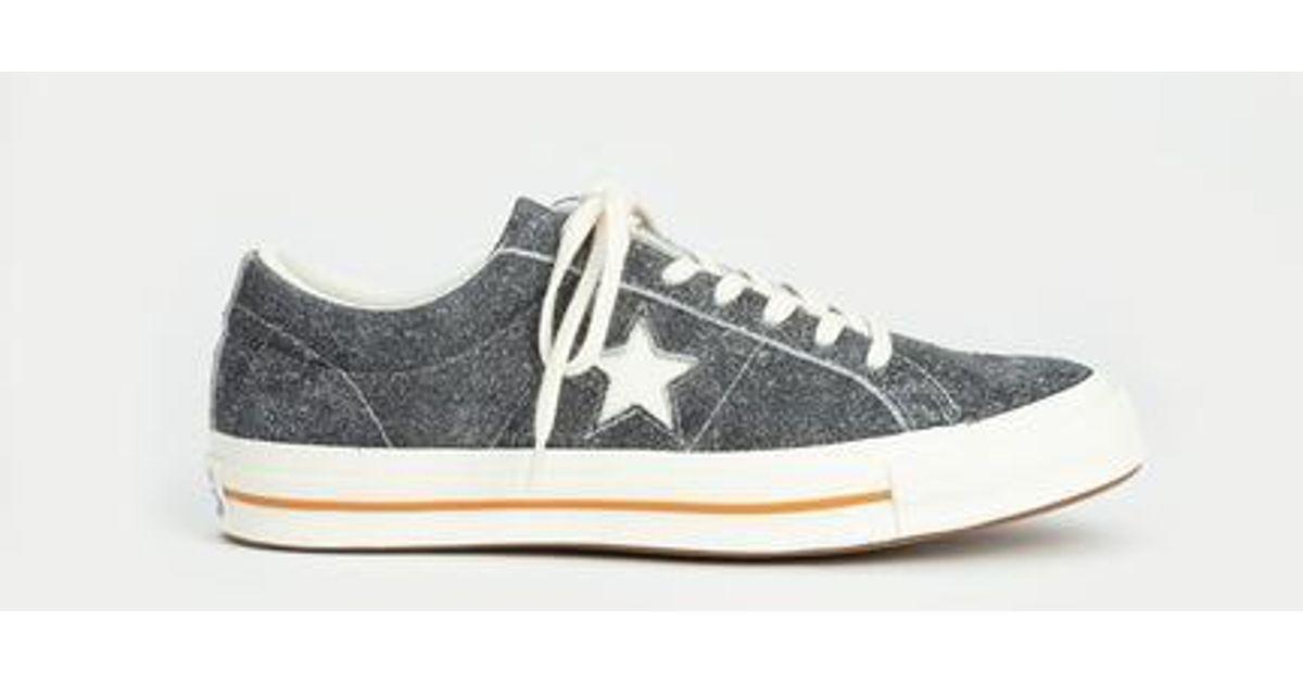 Converse Cali Suede One Star Ox Black