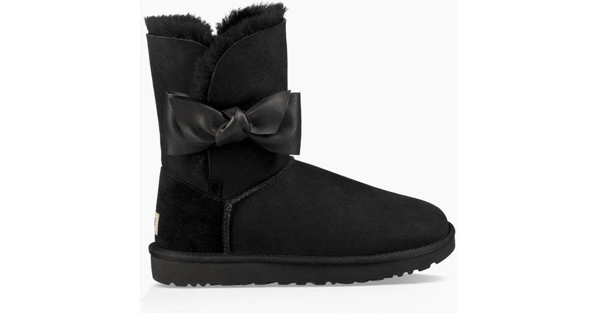 d7d0a3c620d Ugg Black Daelynn Boot Daelynn Boot