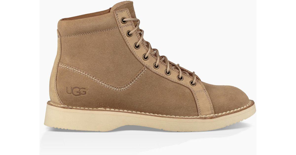 2910be8066c Ugg Brown Camino Monkey Boot Camino Monkey Boot for men