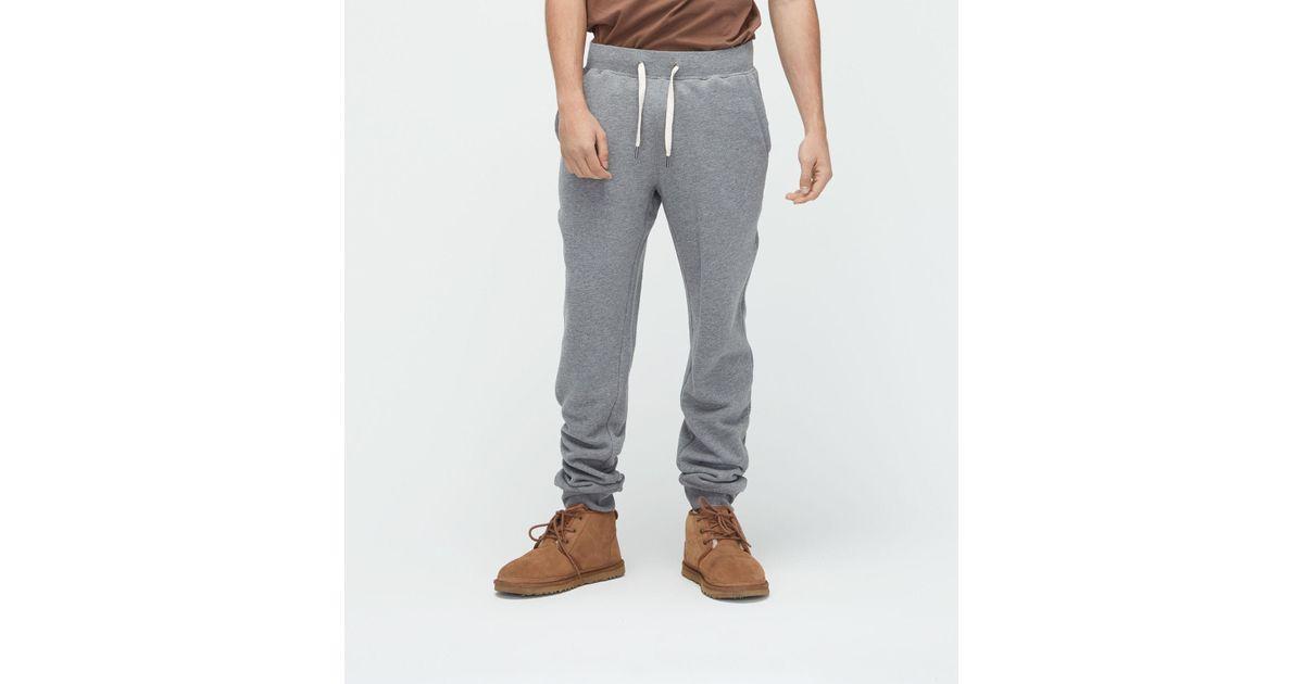 f46046112c0 Ugg Gray Men's Terry Knit Jogger for men