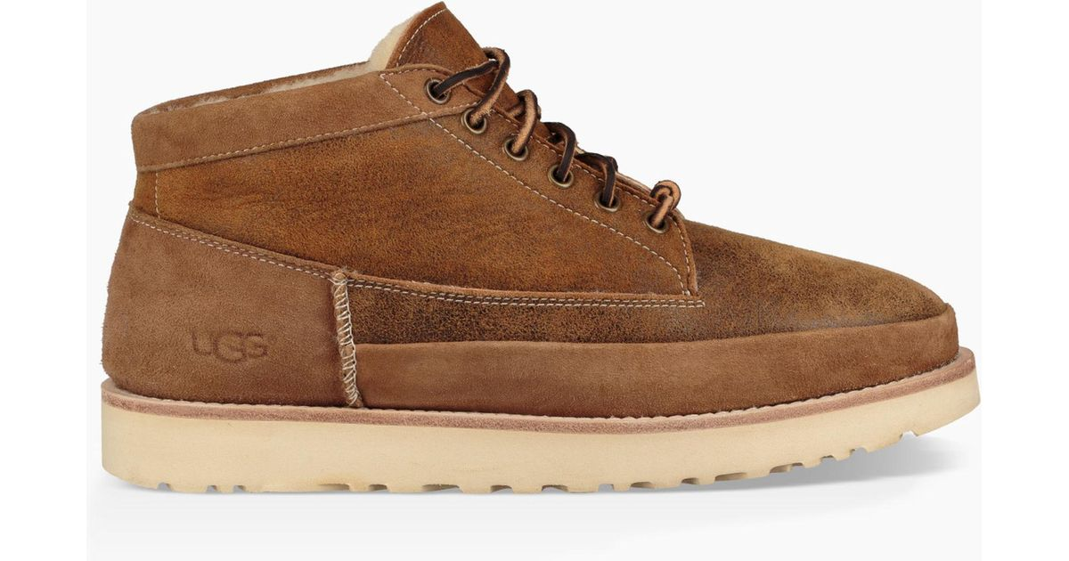 b35cc803619 Ugg Brown Campfire Trail Boot Campfire Trail Boot for men