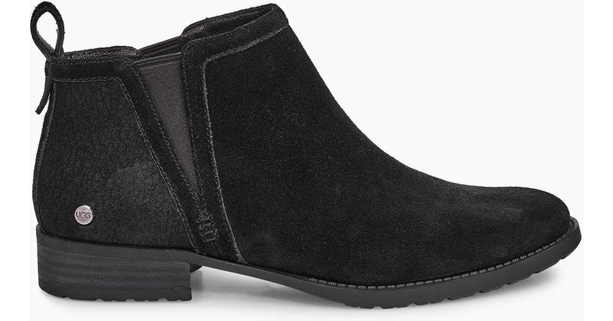 2f97169870e Ugg Black Women's Mcclaire Ankle Boot