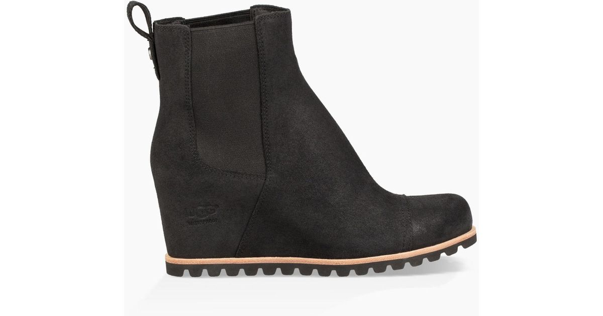 9c9cdd04e50 Lyst - UGG Pax Boot Pax Boot in Black