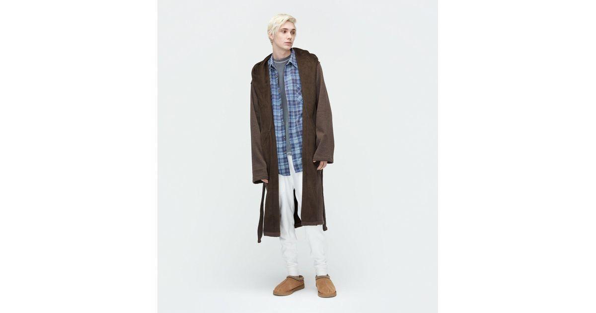 Lyst - UGG Men s Brunswick Robe for Men 80d4ce6e2