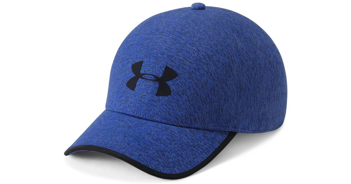 premium selection 0afab b1d07 Under Armour Flash 1 Panel Cap in Blue for Men - Lyst