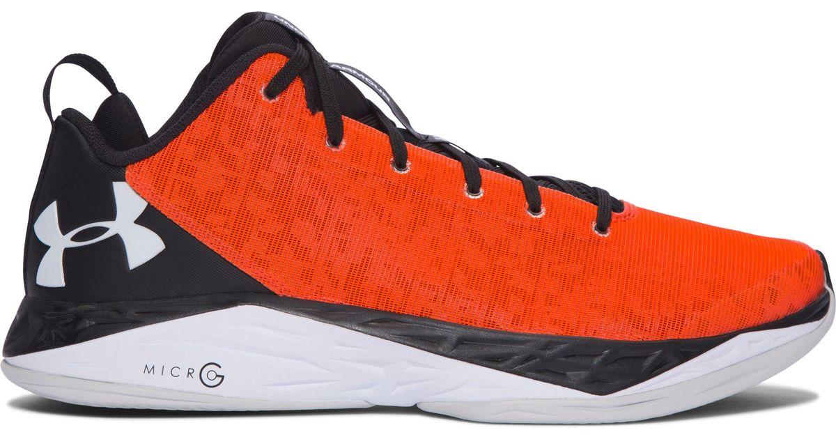 Ua Fireshot Low Basketball Shoes