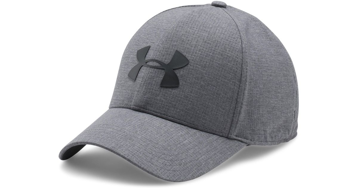 43467805c7f Lyst - Under Armour Coolswitch Armourvent 2.0 Cap in Gray for Men