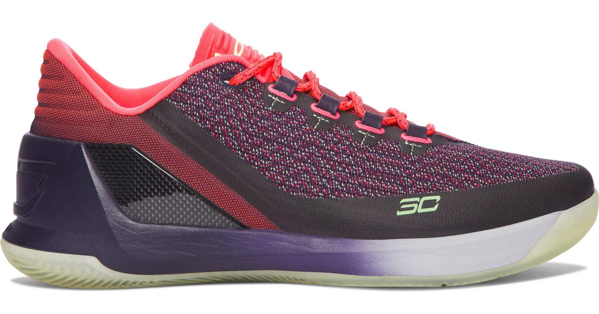 9df17d8542a2 under armour curry 3 low