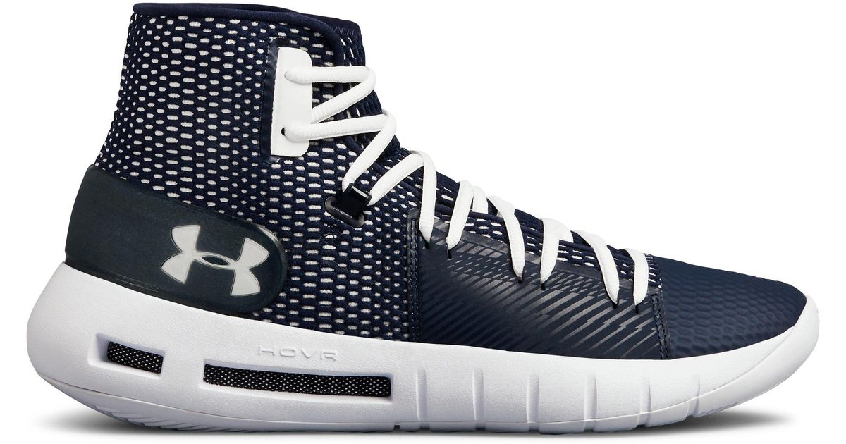 0a453a7732d6 Under Armour Men s Hovr Havoc Basketball Shoes in Blue for Men - Lyst