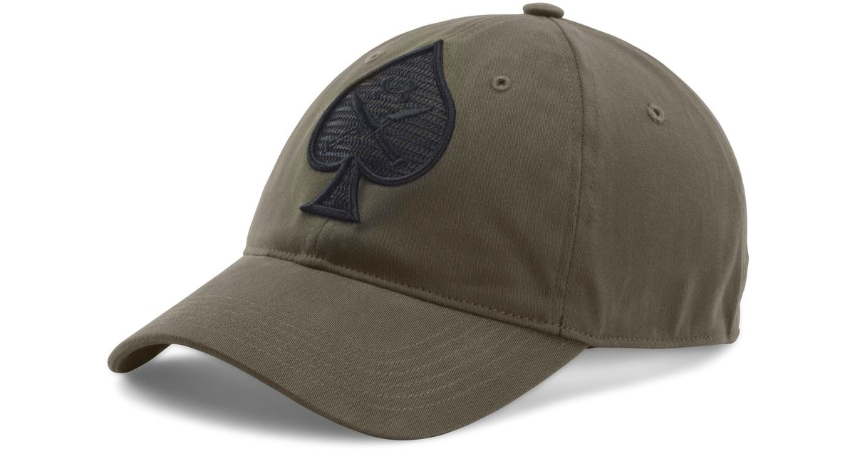 Lyst - Under Armour Men s Ua Tactical Spade Cap in Green for Men 198e274efec