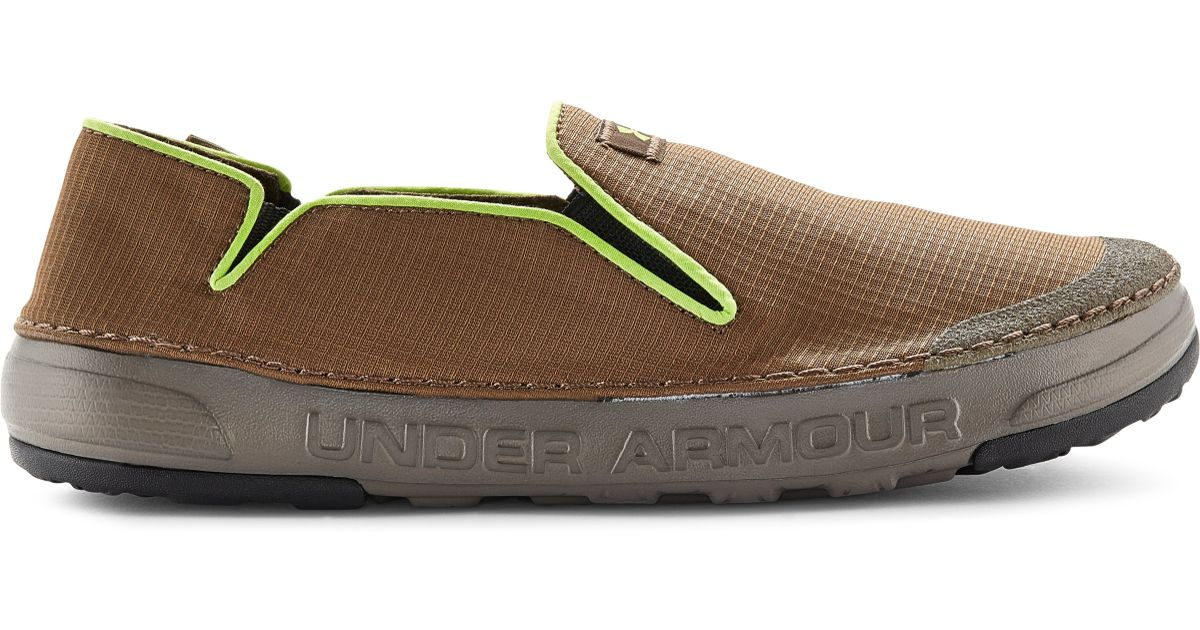 Ua Spike Camp Shoes for Men - Lyst