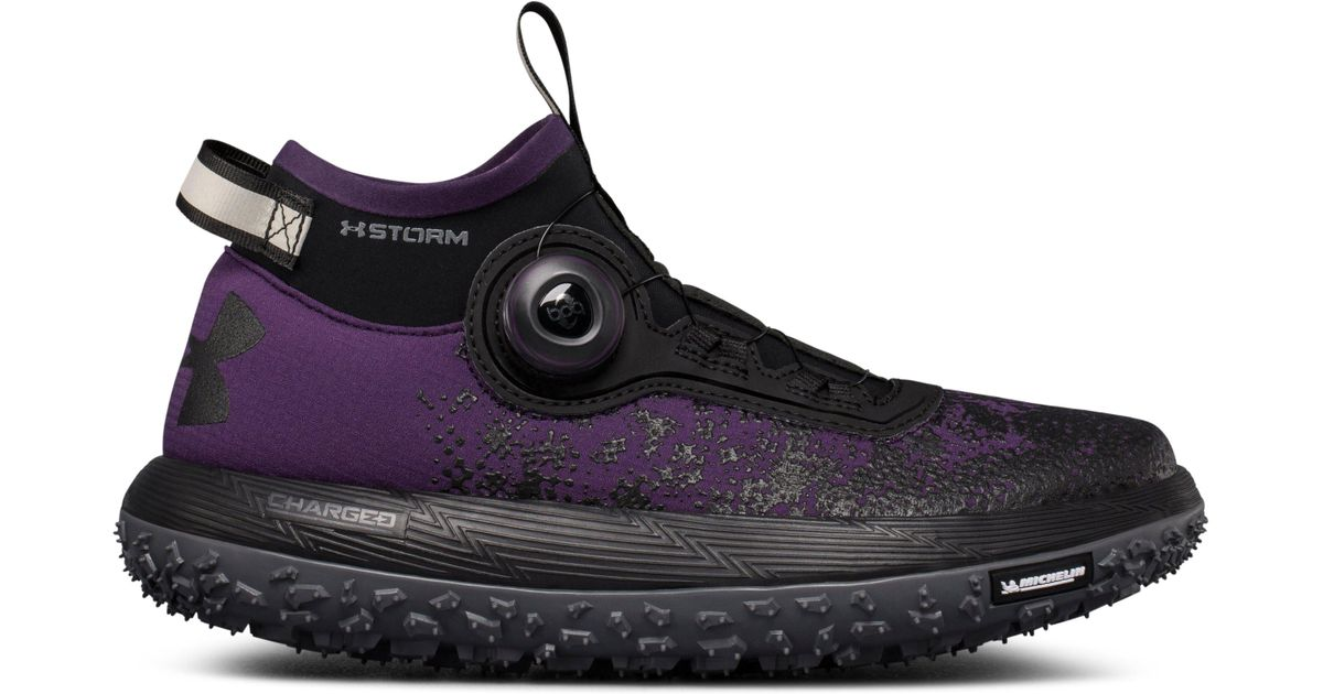 cheap for discount 8b855 9606b Under Armour Multicolor Women's Ua Fat Tire 2 Running Shoes