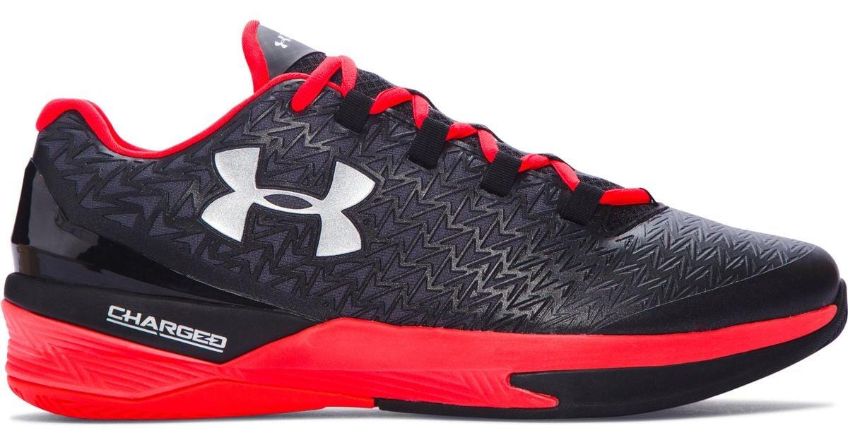0be0ee1c2cea Lyst - Under Armour Men s Ua Clutchfit® Drive 3 Low Basketball Shoes for Men