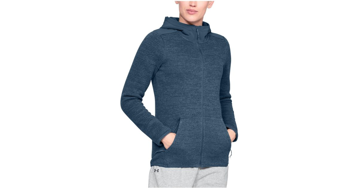 Black Small Under Armour Outerwear WomensWintersweet Hoodie 2.0