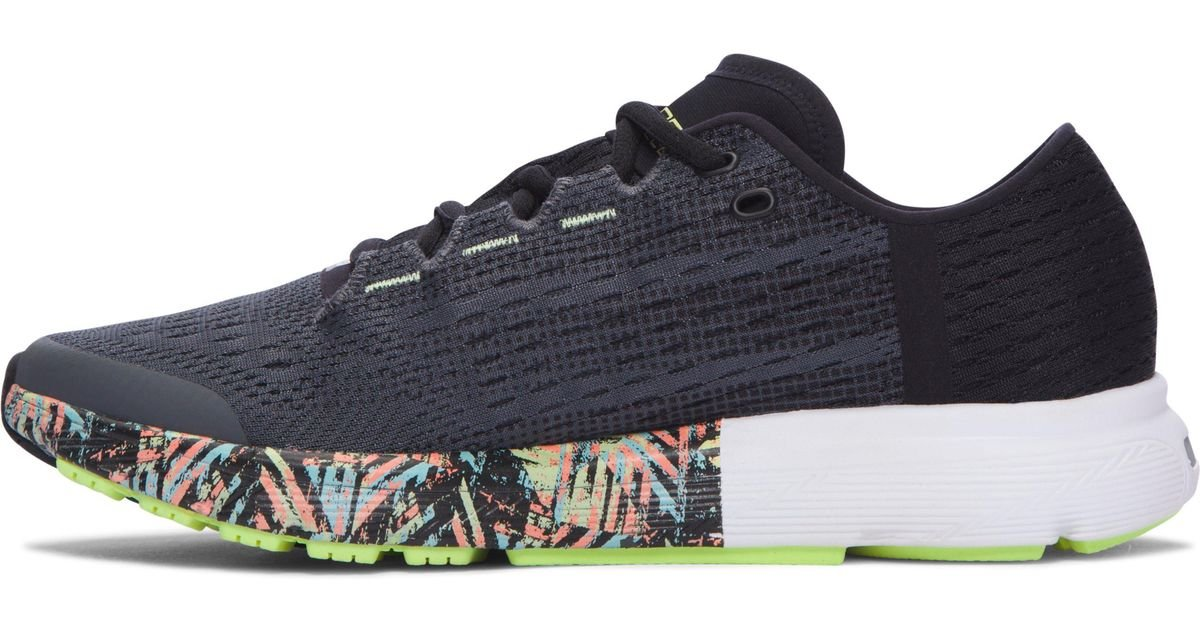 finest selection 86f1c 57e15 Under Armour Black Women's Ua Speedform® Velociti Record-equipped Running  Shoes