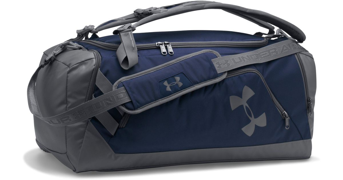 0435520f Under Armour Blue Ua Storm Undeniable Backpack Duffle – Medium for men