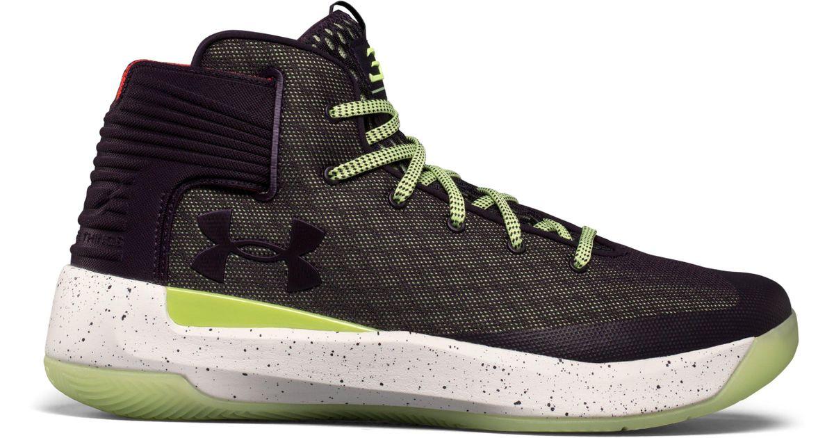 more photos caeee 14dea Under Armour Multicolor Men's Ua Curry 3zer0 Basketball Shoes for men