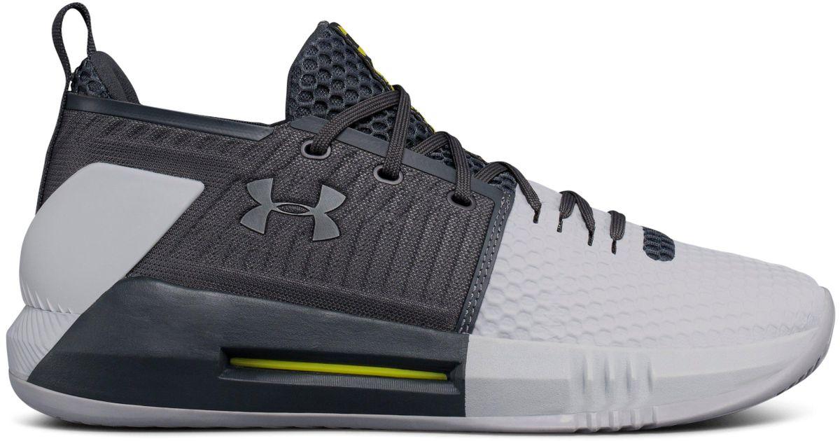 Ua Drive 4 Low Basketball Shoes