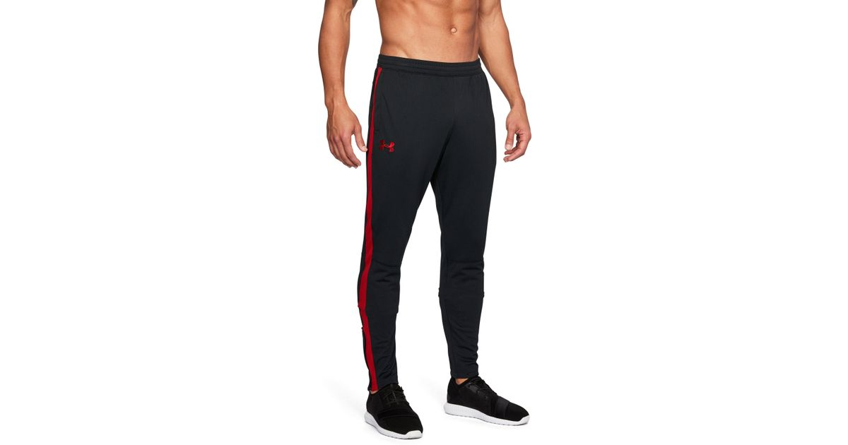 f84fe9827b Under Armour Black Men's Ua Sportstyle Pique Pants for men