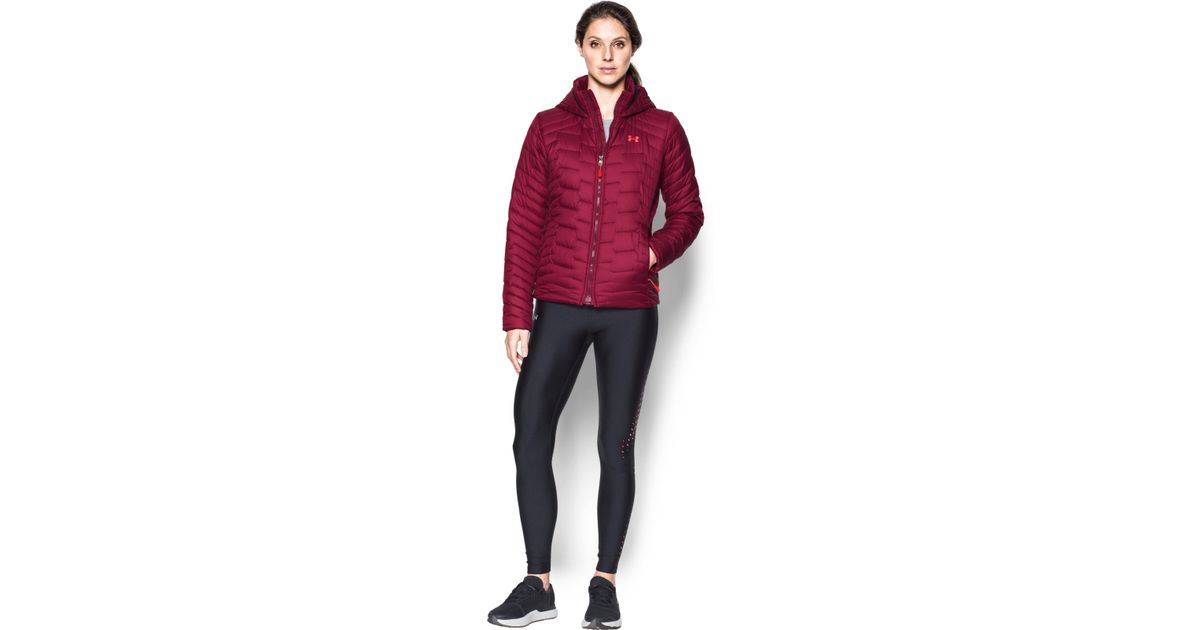 red under armour cold gear womens
