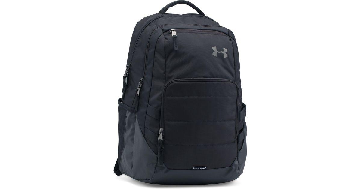 1da5afc20e Under Armour Black Ua Camden Backpack