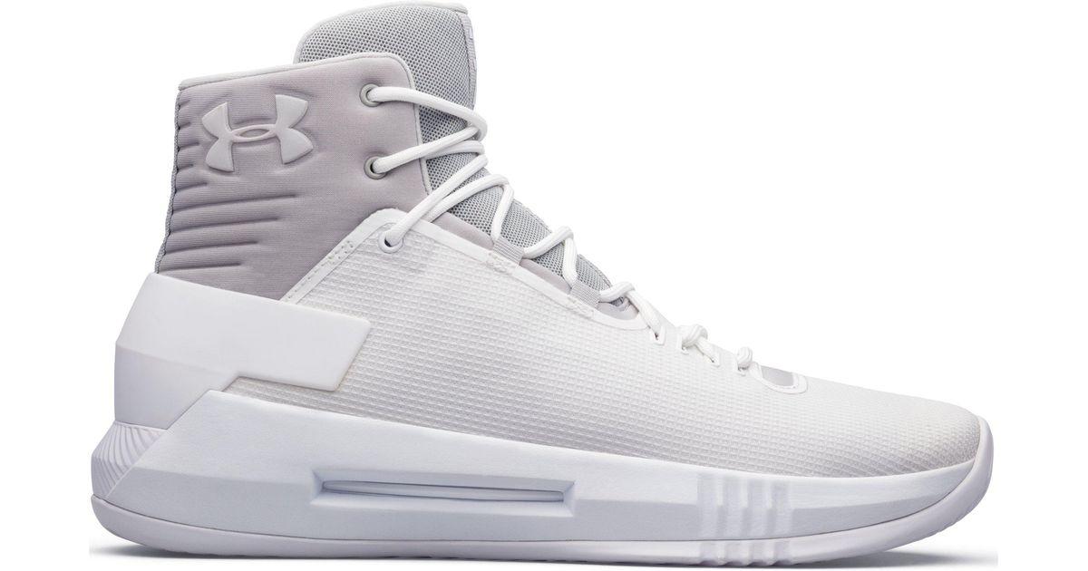 Ua Icon Drive 4 Custom Basketball Shoes